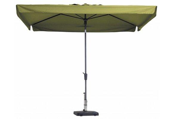 Madison Parasol | Delos Luxe | Sage Green | 300x200cm