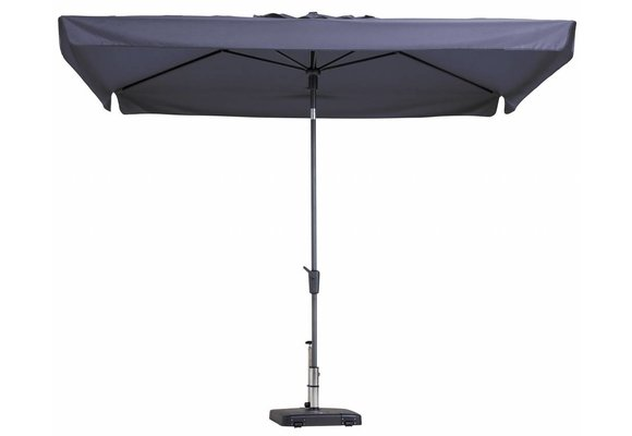 Madison Parasol | Delos Luxe | Safier Blue | 300x200cm