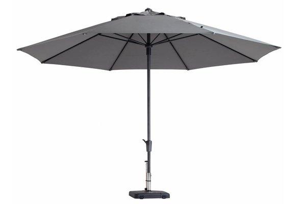 Madison Parasol | Timor Luxe | Light Grey | ∅400cm