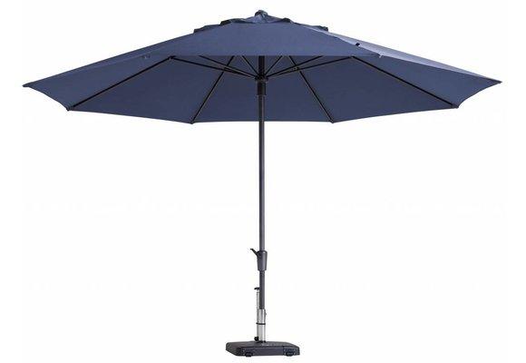 Madison Parasol | Timor Luxe | Safier Blue | ∅400cm