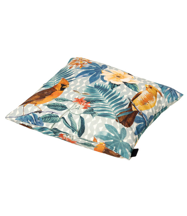 Madison Madison Sierkussen | Outdoor Faya Blue | 50x50cm