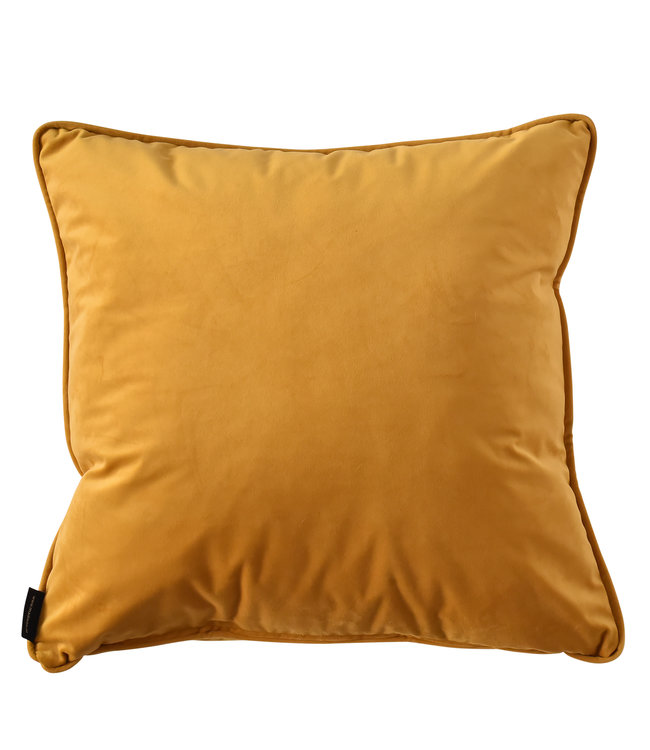Madison Madison Home Sierkussen | London Yellow | 60x60cm