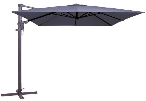 Madison Parasol | Monaco Flex II | Safier Blue | 300x300cm