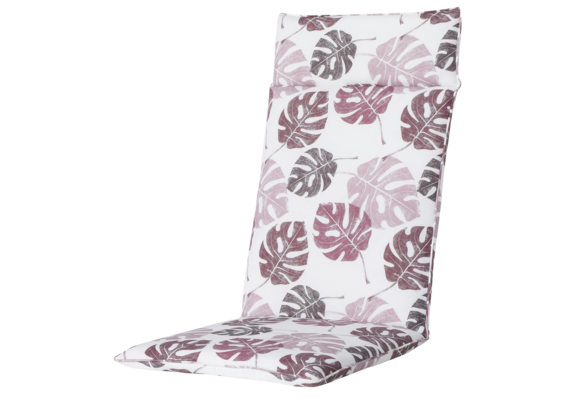 Madison Tuinstoelkussen Universeel Hoog | Donna Pink | 120x50cm