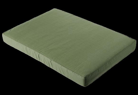 Madison Lounge palletkussen | Basic Green | 120x80cm
