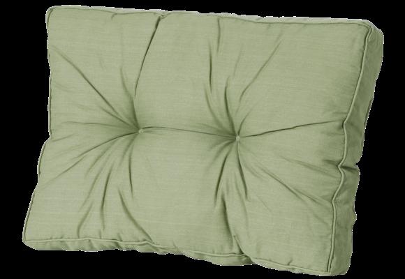 Madison Florance Loungekussen   Basic Green   ca. 73x43cm