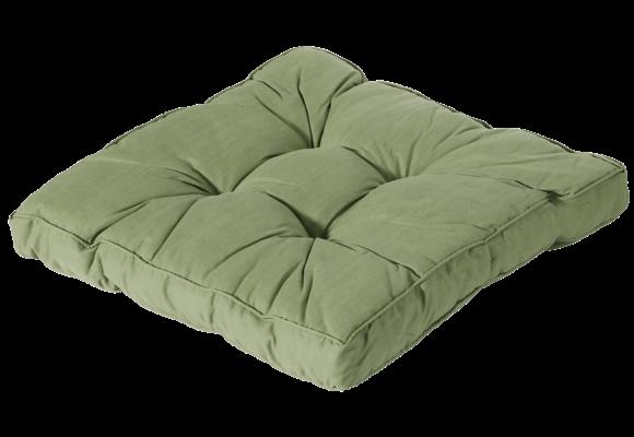 Madison Florance Loungekussen | Basic Green | ca. 73x73cm