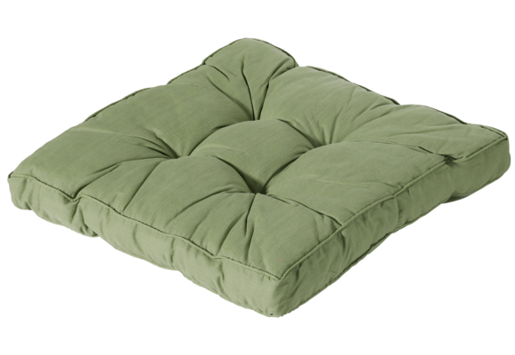 Madison Florance Loungekussen | Basic Green | ca. 60x60cm