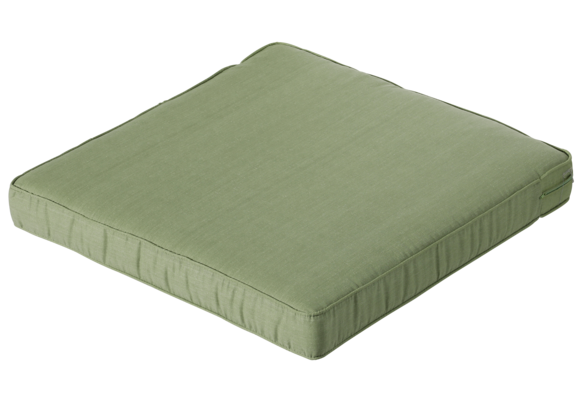 Madison Luxe Loungekussen | Basic Green | 73x73cm