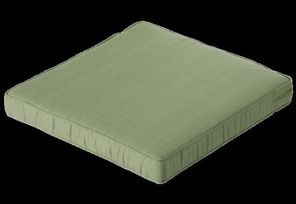 Madison Luxe Loungekussen | Basic Green | 60x60cm