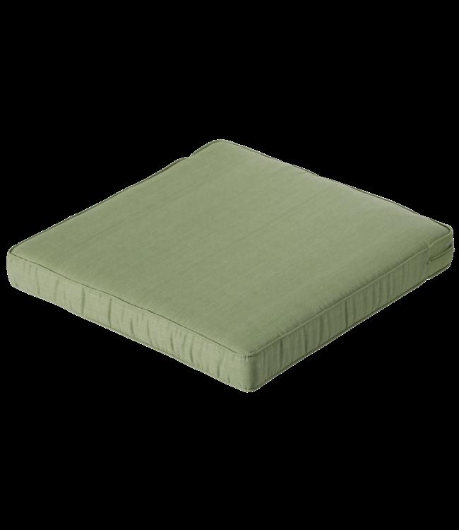 Madison Madison Luxe Loungekussen   Basic Green   60x60cm
