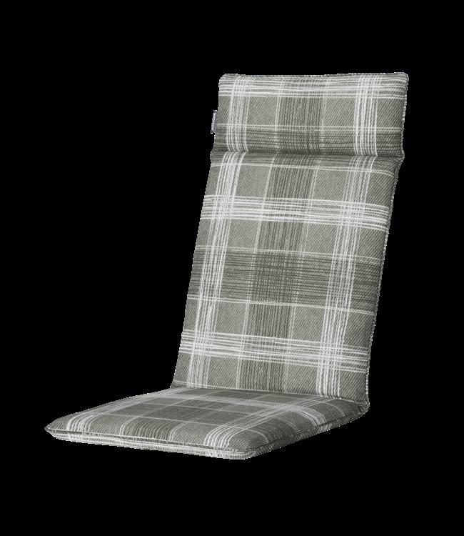 Madison Madison Tuinstoelkussen Universeel Hoog | Simon Green | 120x50cm