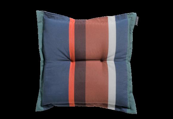 Madison Hocker kussen | Stripe Blue | 50x50cm