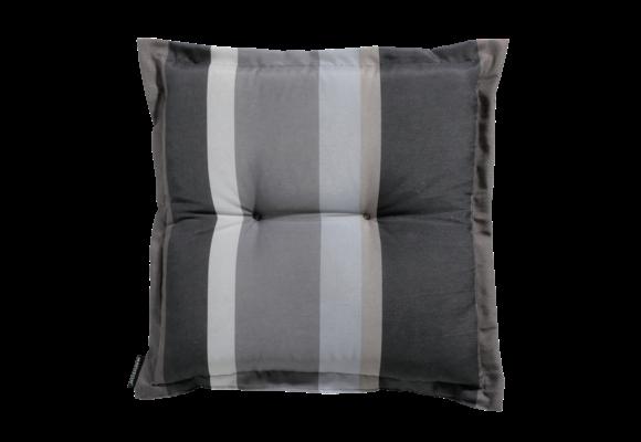 Madison Hocker kussen | Stripe Grey | 50x50cm