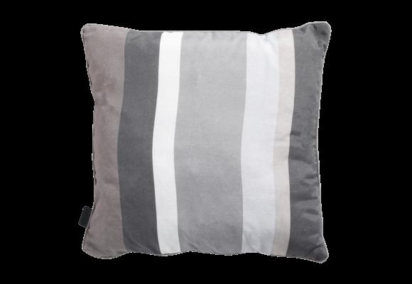 Madison Sierkussen | Stripe Grey | 50x50cm