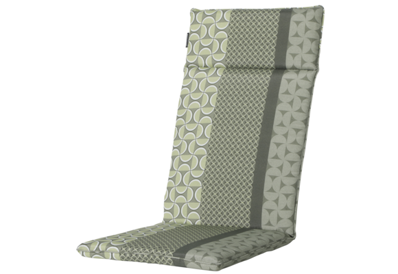 Madison Tuinstoelkussen Universeel Hoog | Pasa Green | 120x50cm