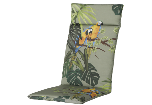 Madison Tuinstoelkussen Universeel Hoog | Riff Green | 120x50cm