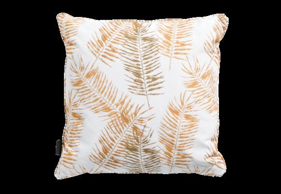 Madison Sierkussen | Outdoor Flora Yellow | 50x50cm
