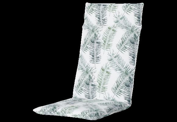 Madison Tuinstoelkussen Universeel Hoog | Outdoor Flora Green | 120x50cm
