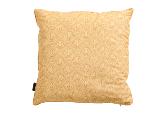 Madison Sierkussen | Outdoor Botanic Yellow | 50x50cm