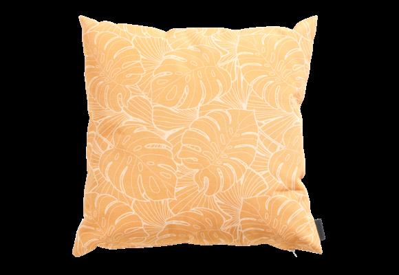 Madison Sierkussen | Outdoor Palm Yellow | 45x45cm