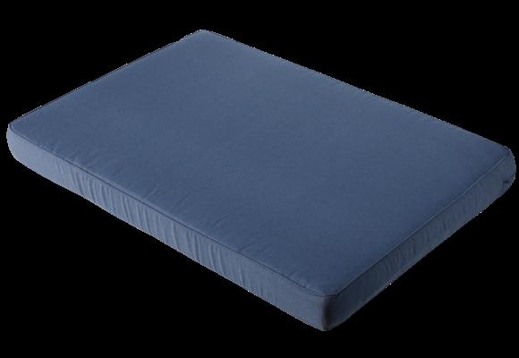 Madison Lounge palletkussen | Panama Safier Blue | 120x80cm