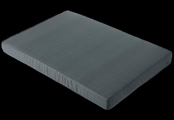 Madison Lounge palletkussen | Basic Grey | 120x80cm