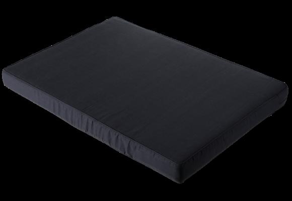 Madison Lounge palletkussen | Basic Black | 120x80cm