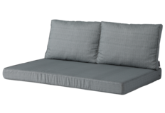 Madison Lounge palletkussen set | 120x80cm + rugkussens