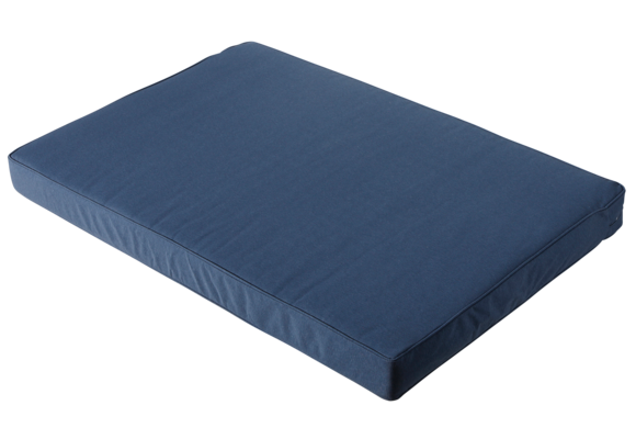 Madison Lounge palletkussen | Outdoor Panama Safier Blue | 120x80cm