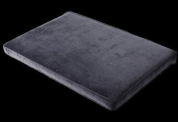Madison Lounge palletkussen | Outdoor Velvet Grey | 120x80cm