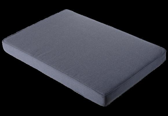 Madison Lounge palletkussen | Outdoor Manchester Denim Grey | 120x80cm