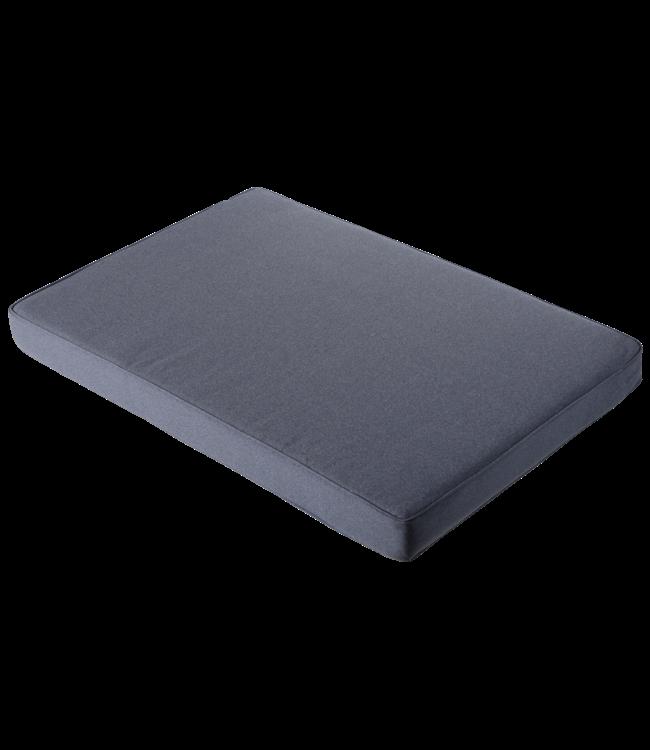 Madison Madison Lounge palletkussen | Outdoor Manchester Denim Grey | 120x80cm