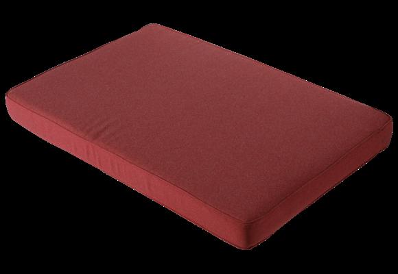 Madison Lounge palletkussen | Outdoor Manchester Red | 120x80cm