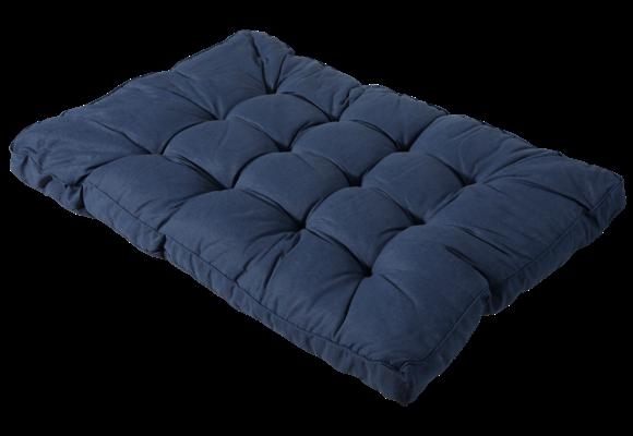 Madison Florance palletkussen | Panama Safier Blue | ca. 120x80cm