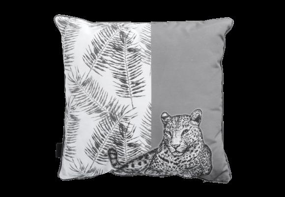 Madison Sierkussen   Tiger Grey   50x50cm
