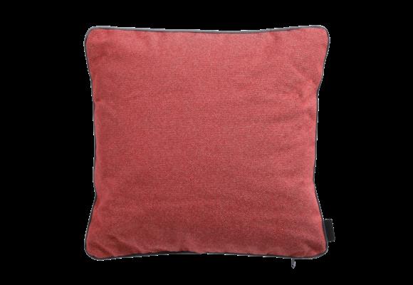 Madison Sierkussen | Outdoor Manchester Red | 45x45cm