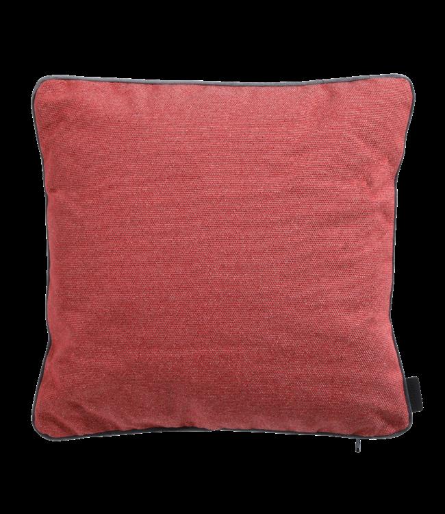 Madison Madison Sierkussen | Outdoor Manchester Red | 45x45cm