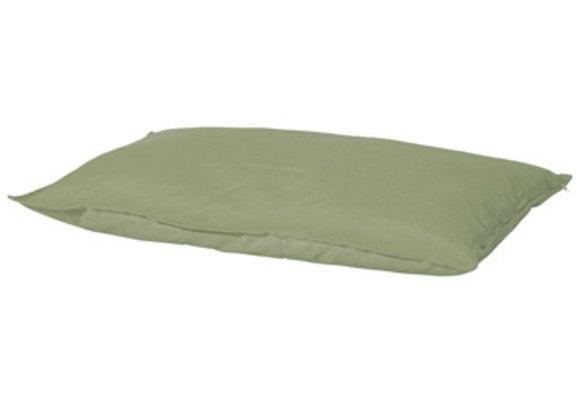 Woef Woef Hondenkussen Comfort | Outdoor Panama Green | 70x100cm