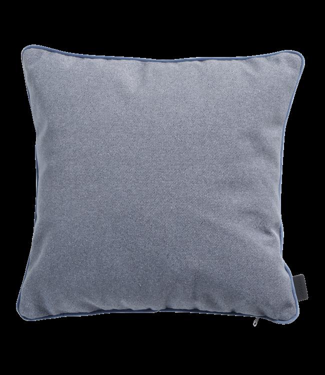 Madison Madison Sierkussen | Outdoor Manchester Denim Grey | 45x45cm