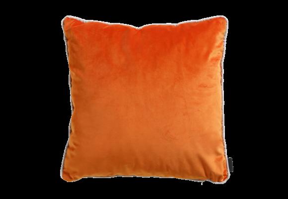 Madison Sierkussen | Panama Linnen / Velvet Orange | 45x45cm
