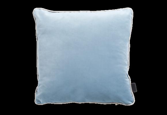 Madison Sierkussen | Panama Linnen / Velvet Light Blue | 45x45cm