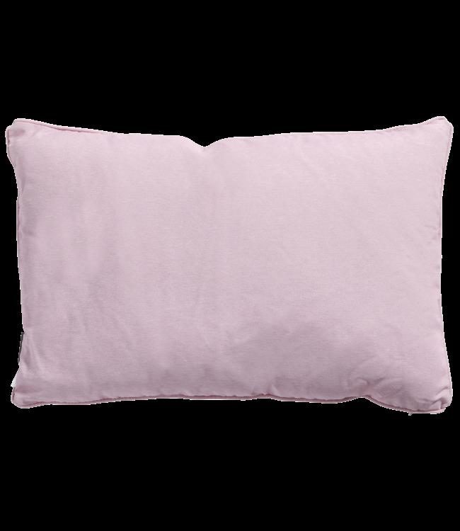 Madison Madison Sierkussen | Panama Soft Pink | 60x40cm