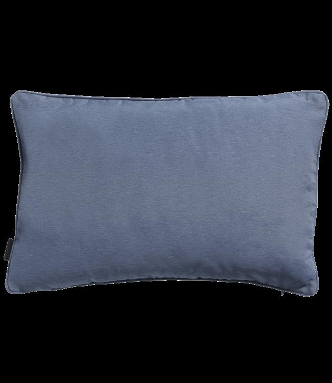 Madison Madison Sierkussen | Panama Safier Blue | 60x40cm