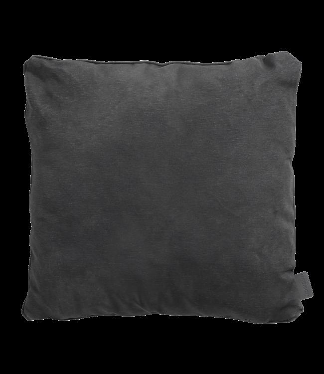 Madison Madison Sierkussen | Panama Black | 60x60cm