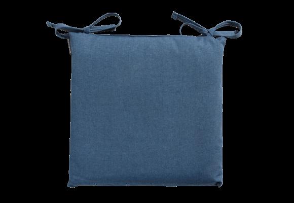 Madison Toscane kussen | Outdoor Oxford Blue | 46x46cm