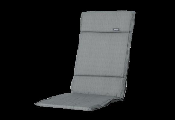 Madison Fiber de luxe kussen | Basic Grey | 125x50cm