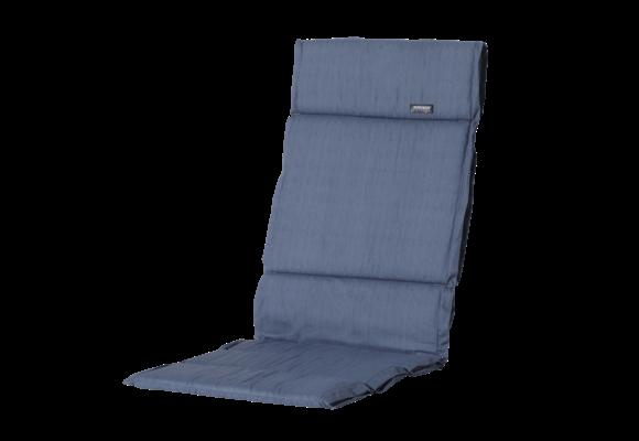 Madison Fiber de luxe kussen | Basic Kobalt | 125x50cm