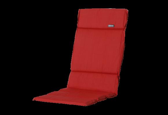 Madison Fiber de luxe kussen | Basic Red | 125x50cm