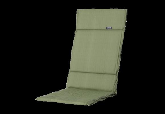 Madison Fiber de luxe kussen | Basic Green | 125x50cm